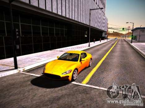 ENBSeries By Avi VlaD1k v2 for GTA San Andreas