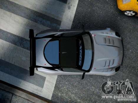 Ferrari 599xx 2012 for GTA 4