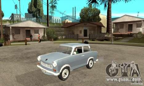 Trabant 601 Custom for GTA San Andreas