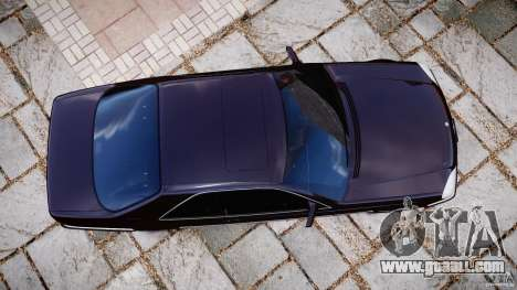 Mercedes-Benz 600SEC C140 1992 v1.0 for GTA 4 right view