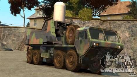 HEMTT Phalanx for GTA 4