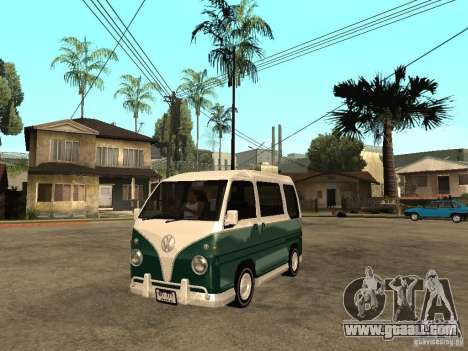 VW T1 Samba for GTA San Andreas