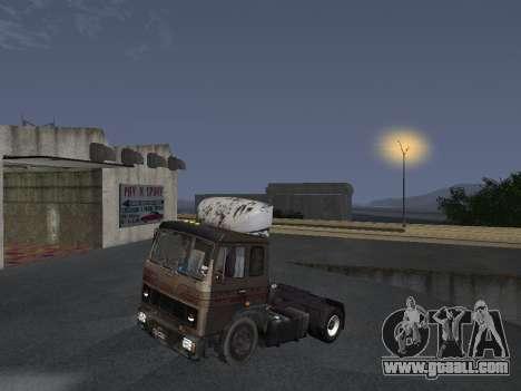 5551 MAZ Kolkhoz for GTA San Andreas right view