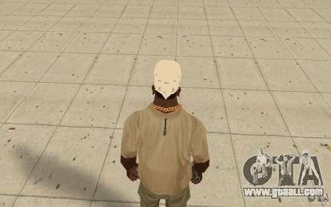 Bandana dreamcast for GTA San Andreas third screenshot