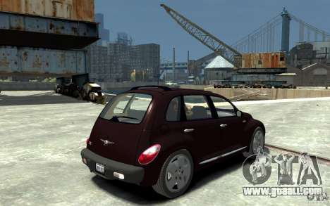 Chrysler PT Cruiser for GTA 4 right view