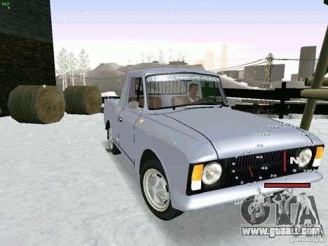Izh-27151 for GTA San Andreas