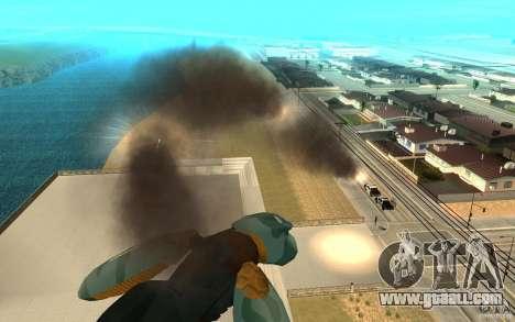 Metal gear ray for GTA San Andreas third screenshot