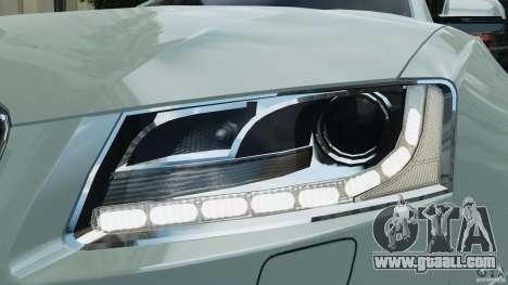 Audi S5 v1.0 for GTA 4 wheels