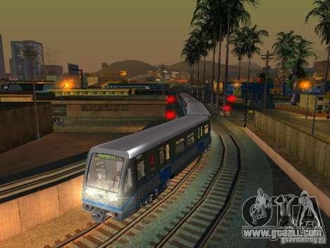 New Train Signal for GTA San Andreas fifth screenshot