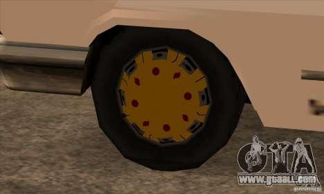 Painting for Savanna for GTA San Andreas fifth screenshot