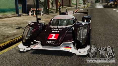 Audi R18 TDI v2.0 for GTA 4