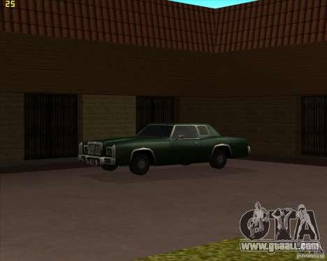 Car in Grove Street for GTA San Andreas tenth screenshot