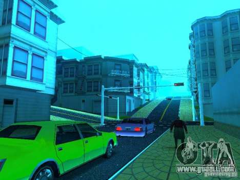 New Color Mod for GTA San Andreas eighth screenshot