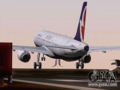 Airbus A321 Air Macau for GTA San Andreas