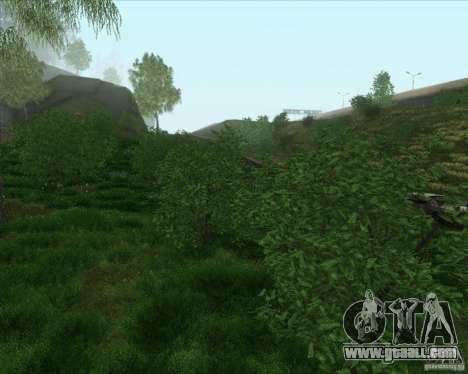 Project Oblivion 2010 HQ SA:MP Edition for GTA San Andreas seventh screenshot