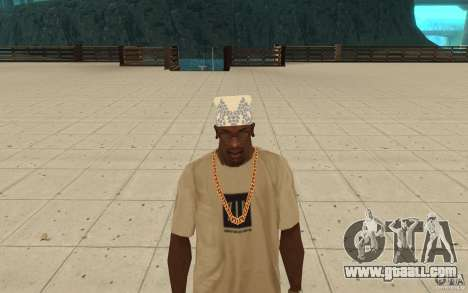 Bandana dreamcast for GTA San Andreas