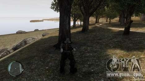 Gears Of War Grunt v1.0 for GTA 4 second screenshot
