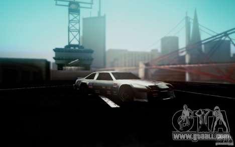 San Andreas Graphics Enhancement for GTA San Andreas third screenshot