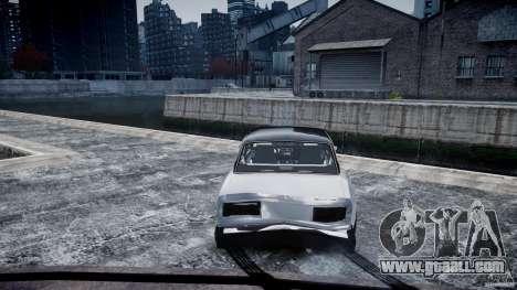ВАЗ 2107 Drift for GTA 4 side view