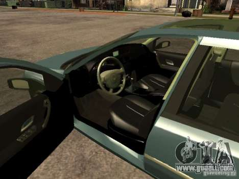 Renault Laguna II for GTA San Andreas back left view