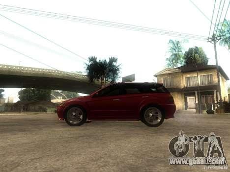 Serrano Stock for GTA San Andreas