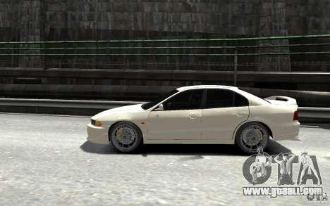 Mitsubishi Galant 8 VR-4 for GTA 4 left view