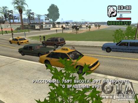 Real time for GTA San Andreas second screenshot