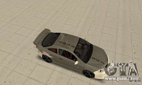 Chevrolet Cobalt SS NFS ProStreet for GTA San Andreas back view