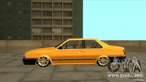 Volkswagen Santana GLS for GTA San Andreas left view