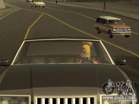 The Akatsuki gang for GTA San Andreas eighth screenshot
