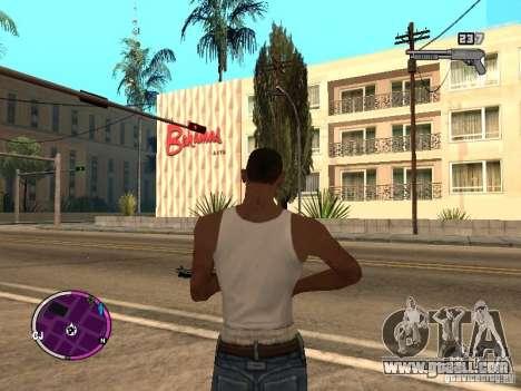 TBOGT HUD for GTA San Andreas third screenshot