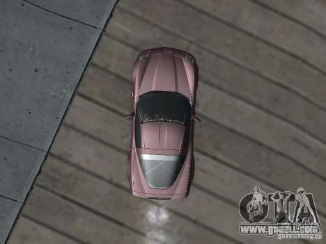 Chevrolet Corvette Grand Sport 2010 for GTA San Andreas left view