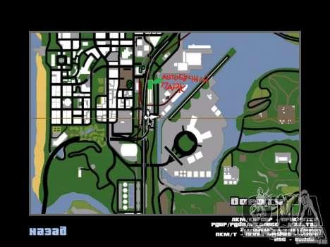 Bus Park v1.1 for GTA San Andreas seventh screenshot