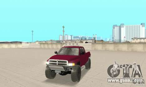 Dodge Ram Prerunner for GTA San Andreas