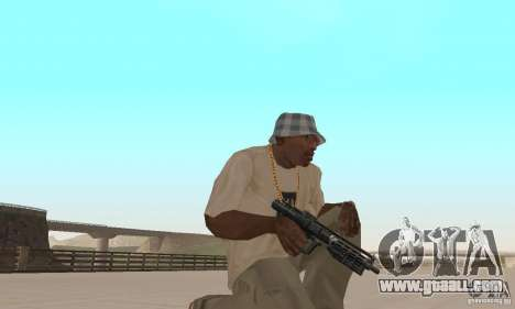 Pack weapons of Star Wars for GTA San Andreas eleventh screenshot