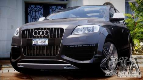 Audi Q7 V12 TDI Quattro Final for GTA 4