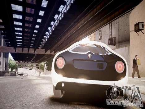 Alfa Romeo TZ3 Stradale Zagato for GTA 4 right view