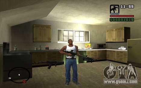 Bofors AK-5 for GTA San Andreas