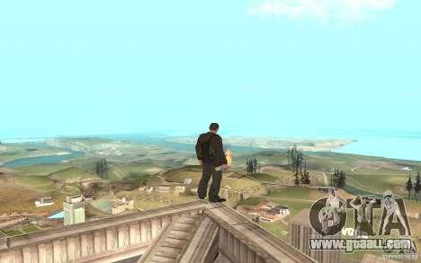 Unique animation of GTA IV V3.0 for GTA San Andreas eighth screenshot