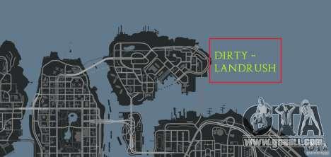 DiRTY - LandRush for GTA 4 tenth screenshot