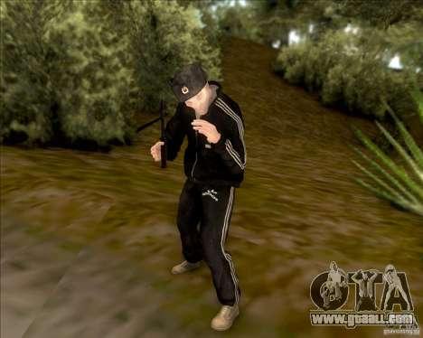 SkinPack for GTA SA for GTA San Andreas fifth screenshot