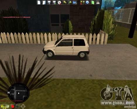 VAZ 11113 OKA for GTA San Andreas