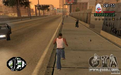 Kinder Surprise for GTA San Andreas second screenshot