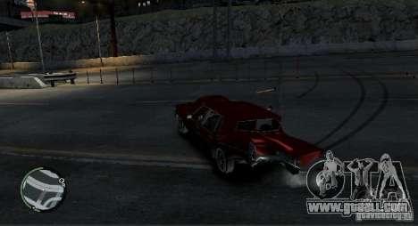 Realistic car damage for GTA 4 third screenshot