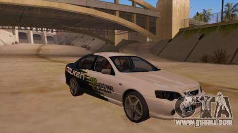 Ford Falcon XR8 2008 Tunable V1.0 for GTA San Andreas right view