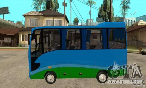 Iveco Eurocity for GTA San Andreas left view