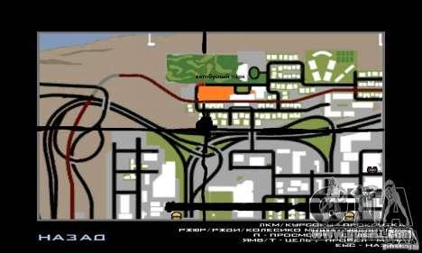 5 Bus v. 1.0 for GTA San Andreas ninth screenshot