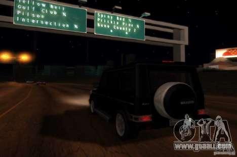 Graphic settings for GTA San Andreas seventh screenshot