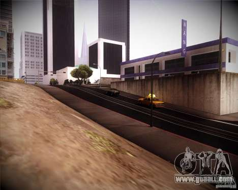 A collection of graphics mods for GTA San Andreas
