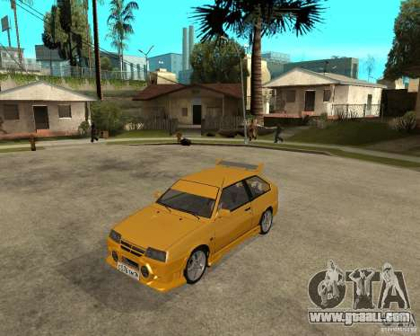 ВАЗ 2108 sport Yucca for GTA San Andreas